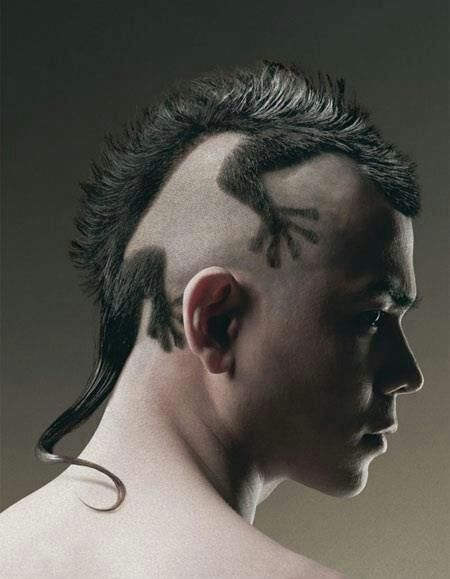 Best Mens Hairstyle In The World : 20 best rat tail haircuts thatll actually make you look better
