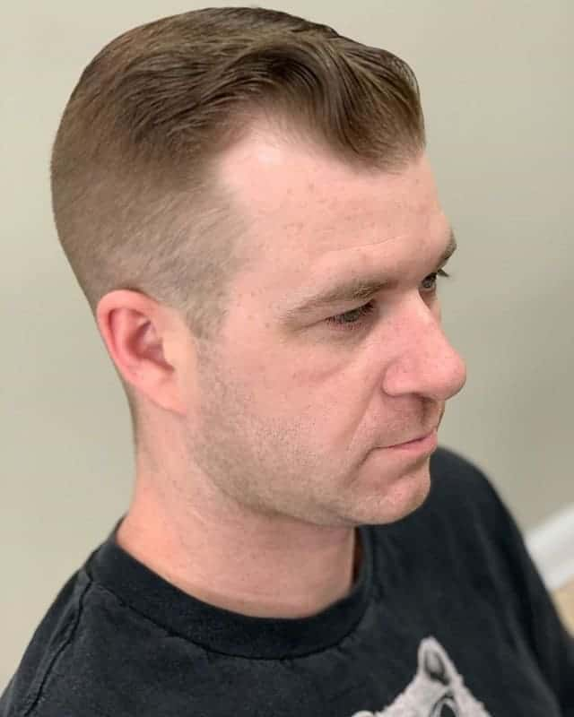 75 Perfect Receding Hairline Haircuts - Hide the Bad Hairline