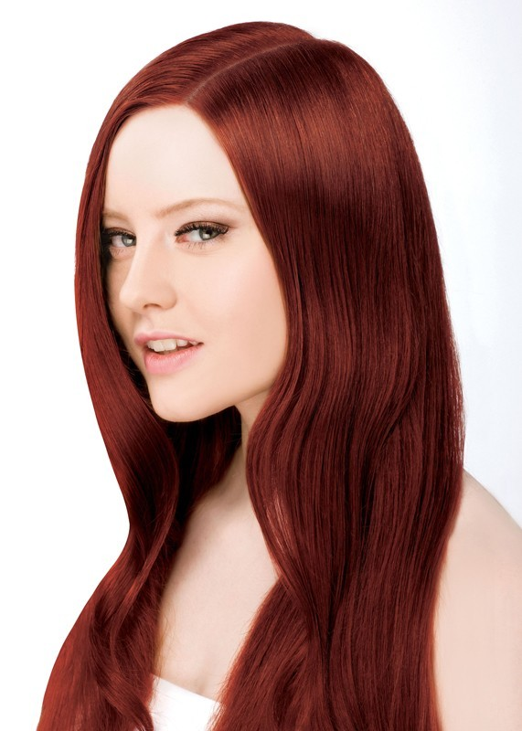 Dark Chestnut Red Hair Color Find Your Perfect Hair Style