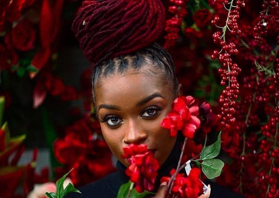 12 Red Dreadlock Hairstyles To Get A Retro Look