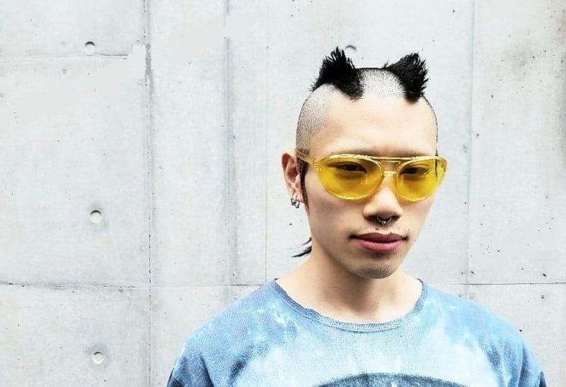 10 Funkiest Reverse Mohawk Hairstyles For 2019 Hairstylecamp