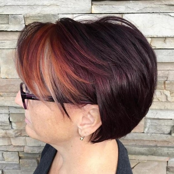 35 Greatest Short Hairstyles For Round Faces Over 50