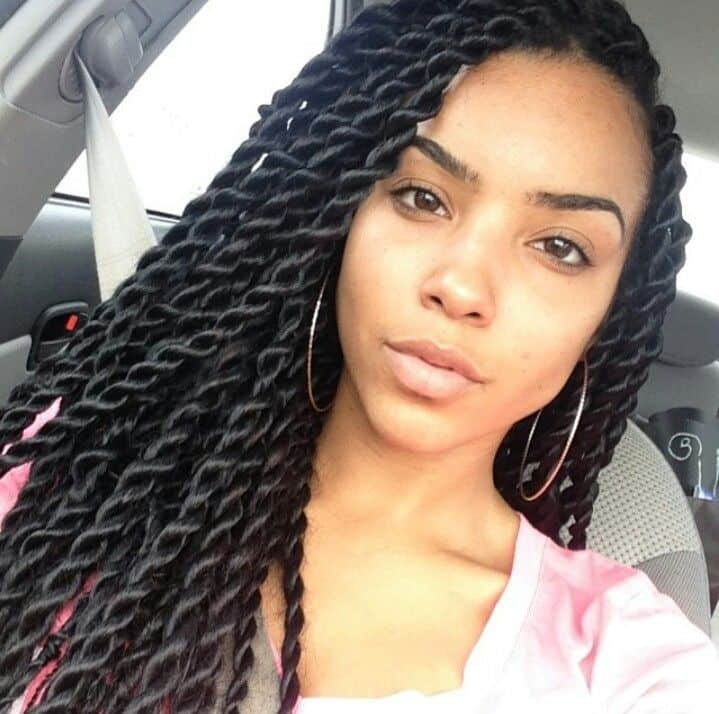 34 Attractive Types of Braids for Black Hair – HairstyleCamp