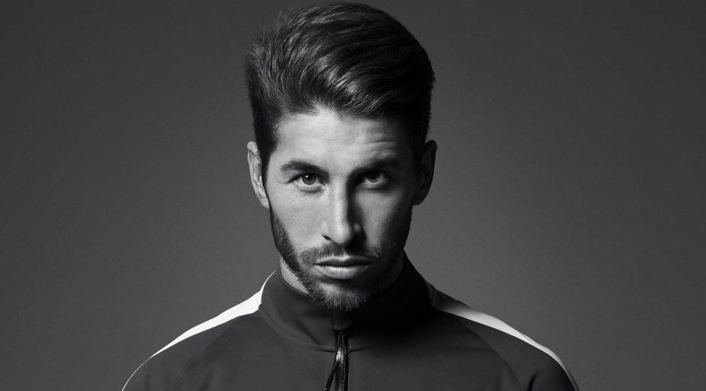 Stupendous 7 Sergio Ramos Haircuts That Will Surely Score A Goal Hairstyles For Women Draintrainus