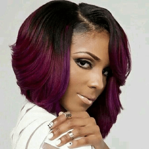 60 Sew In Bob Hairstyles To Give You New Looks In 2019