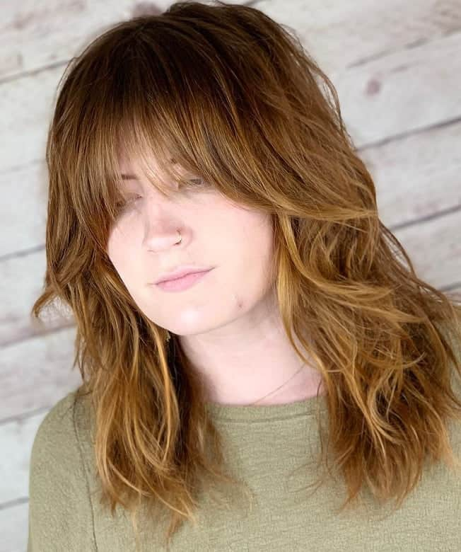 20 Modern Shag Haircuts That Gets Attention Hairstylecamp