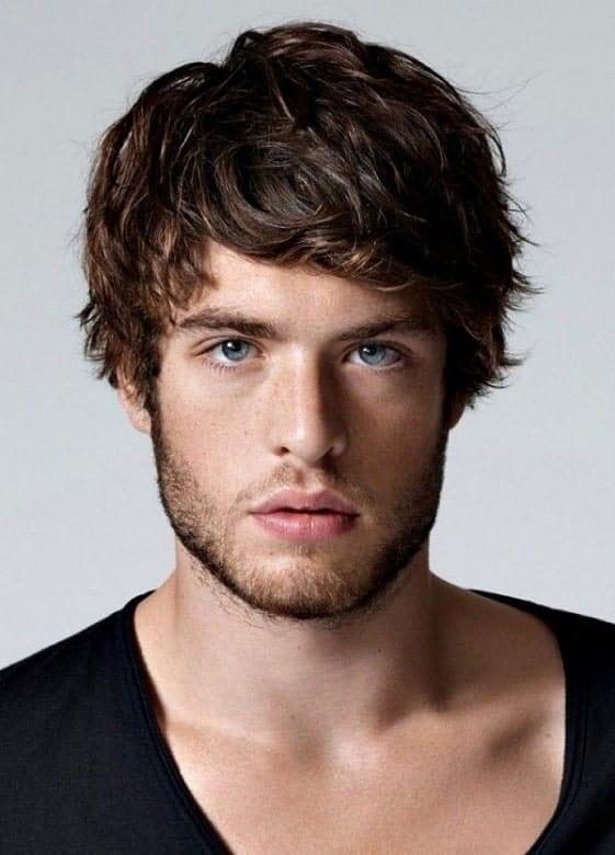 30 Shaggy Hairstyles For Men To Explore In 2020