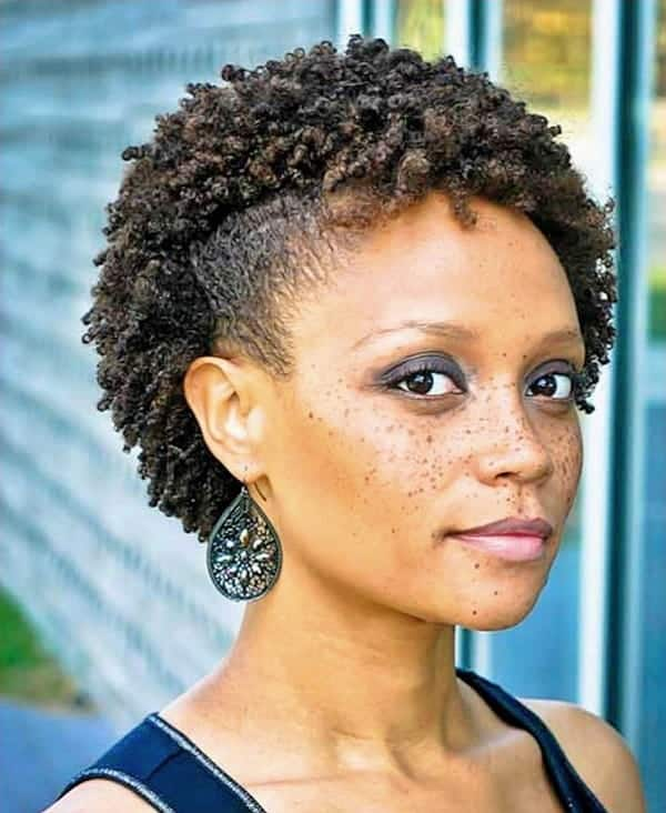 31 Bold Shaved Hairstyles for Black Women – HairstyleCamp