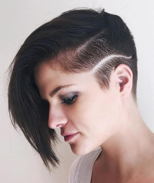 12 Sublime Pixie Cuts With Shaved Sides For Women