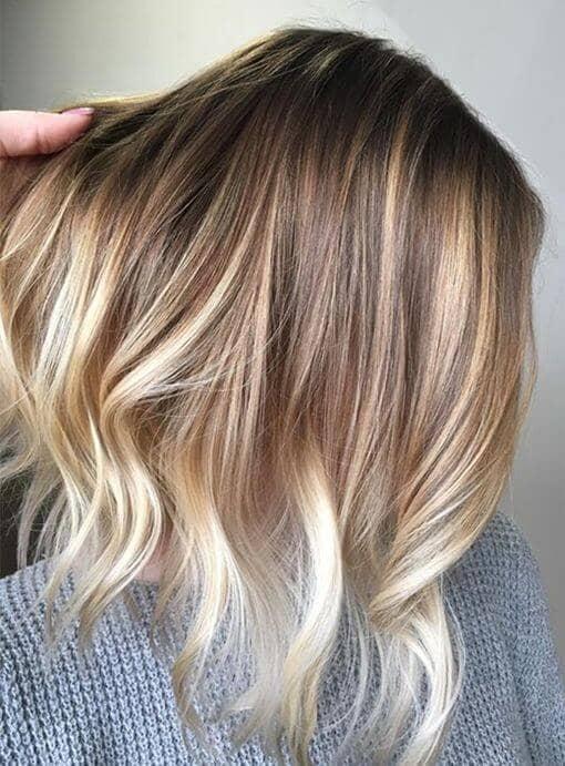 21 Amazing Short Blonde Balayage Hairstyles Hairstylecamp