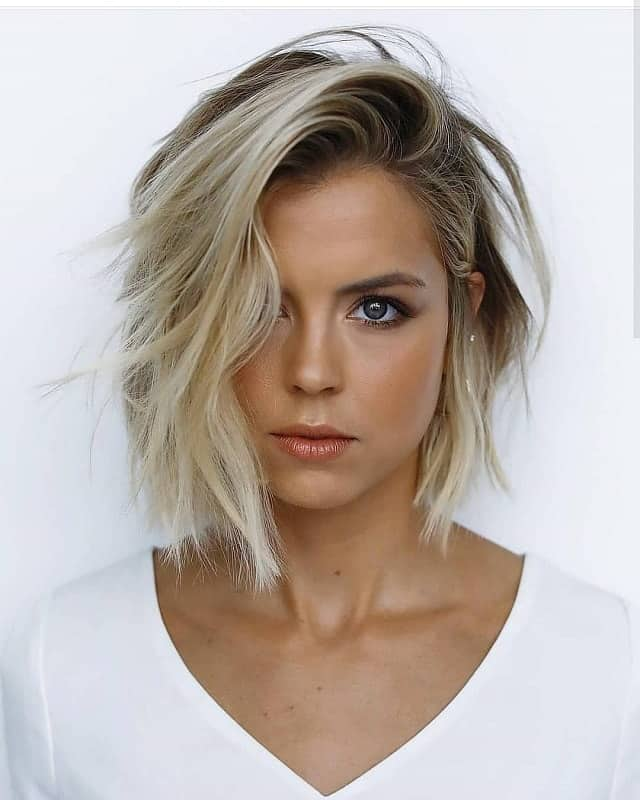50 Classy Short Blonde Hairstyles To Look Special 2020