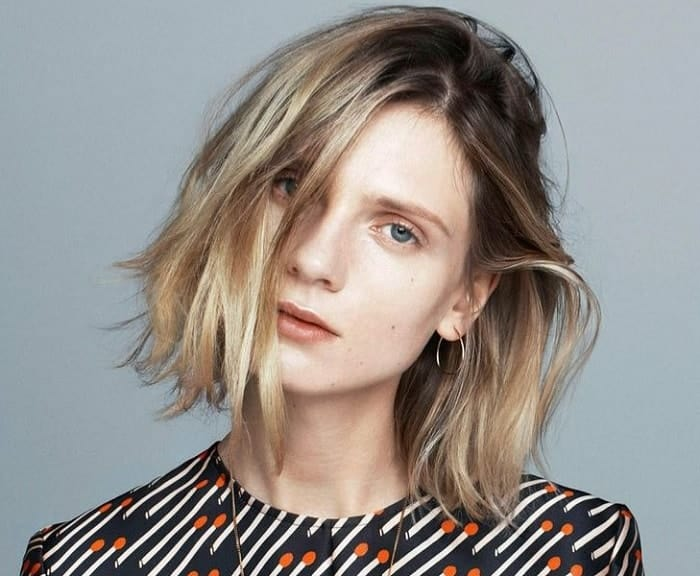 11 Short Blonde Ombre Hairstyles That We Love