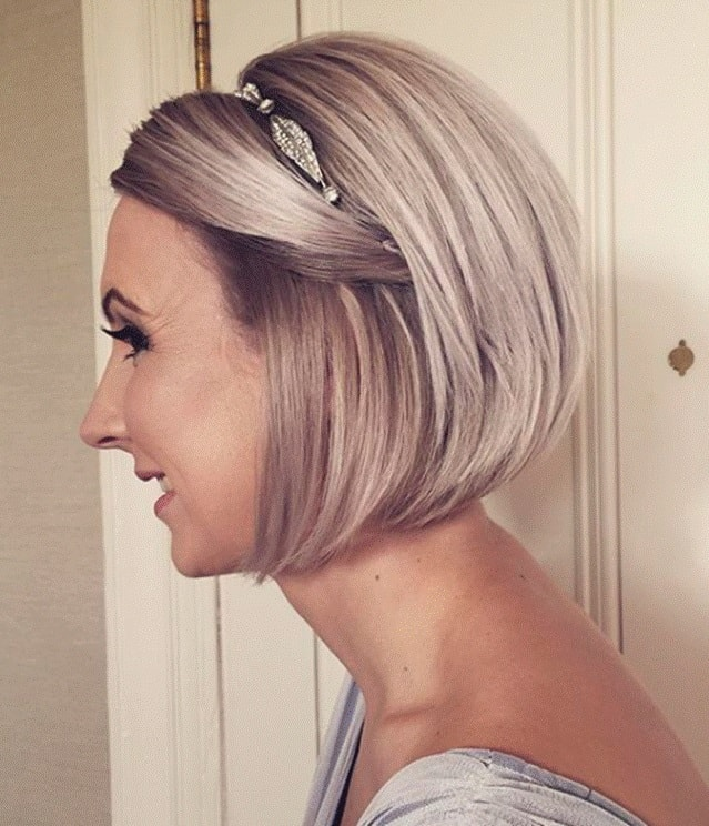 7 Best Bridesmaid Hairstyles For Short Hair In 2020