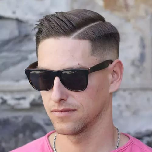 10 Classic Short Comb Over Hairstyles For Men