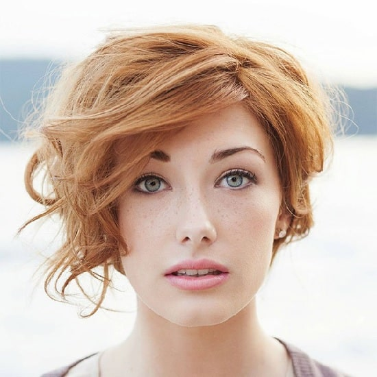 25 Brightest Short Curly Bob Styles for Your Inspiration – HairstyleCamp