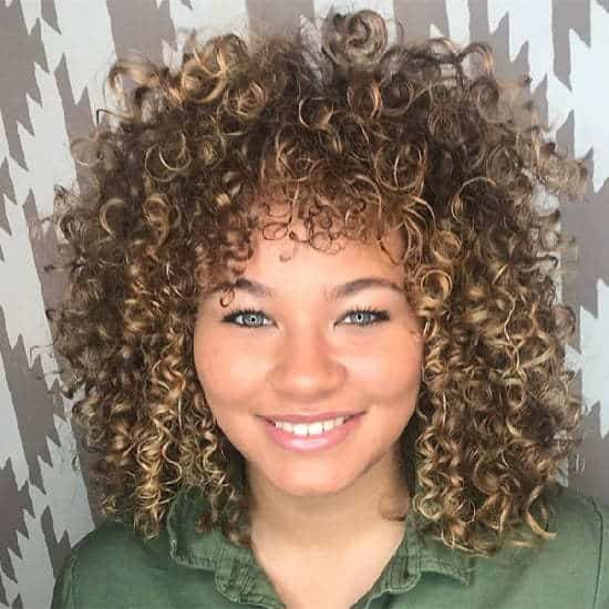 51 Best Short Curly Bobs For A Chic