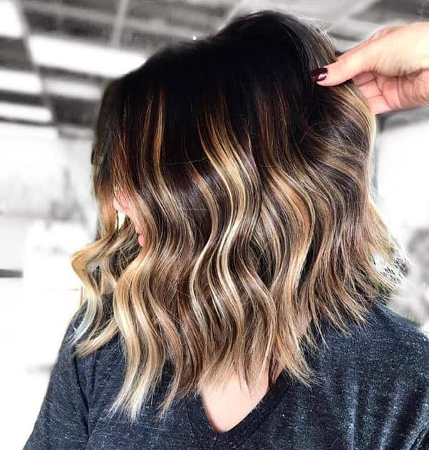 25 Best Dark Hair Color Ideas For Short Hair Hairstylecamp