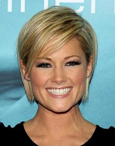 15 Short Hairstyles For Fine Hair Pump Up Your Hair Look