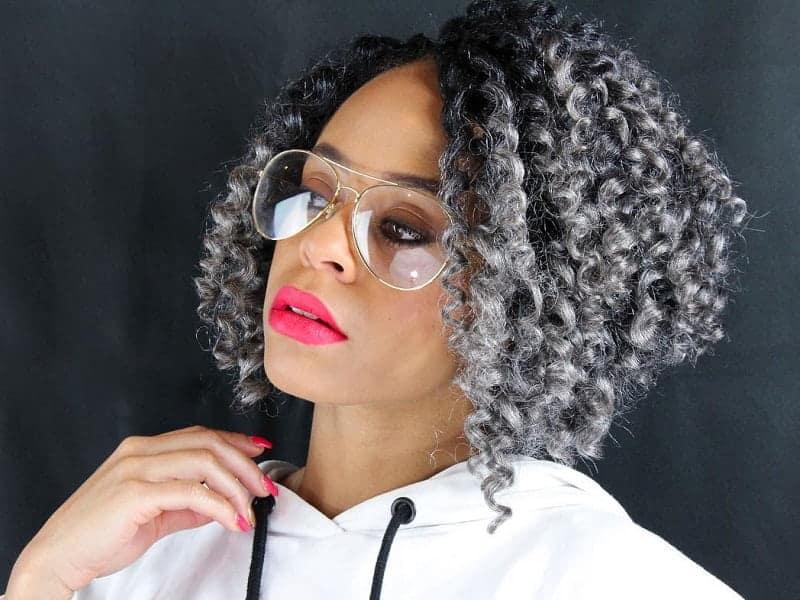 30 Modern Short Grey Hair For Trendy Girls Hairstylecamp