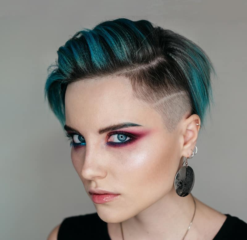 40 Best Short Balayage Hair Color Trends For 2020