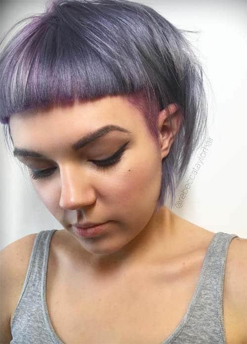 60 Best Short Bangs Hairstyles For Women December 2020