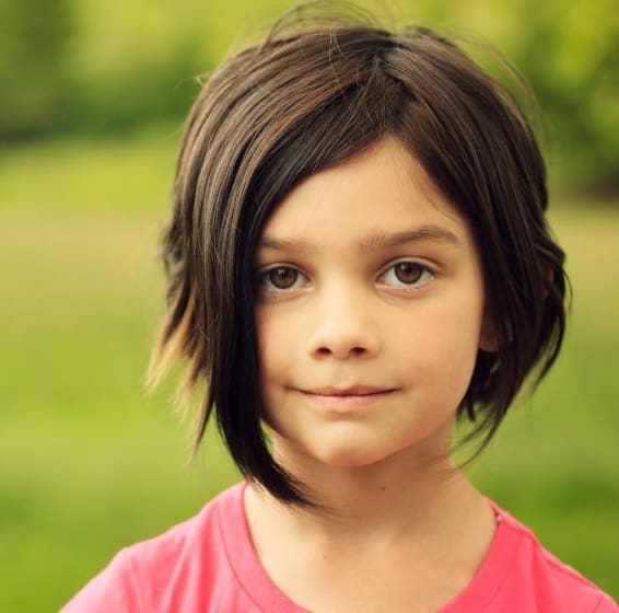 25 Short Haircuts For Little Girls That Ll Never Go Out Of Style