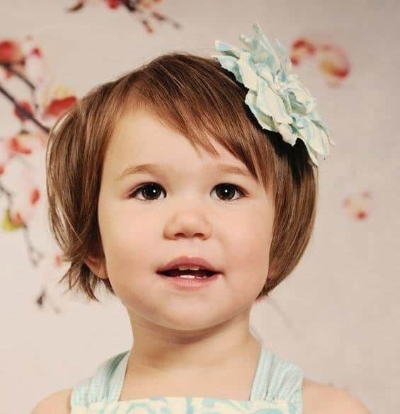 Hairstyle For Kid Girl Short Hair Hairstyle Girls