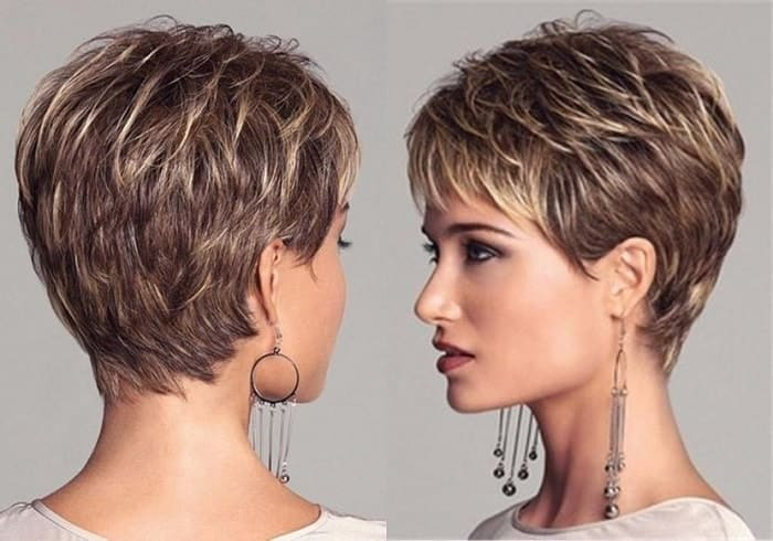 15 Euphoric Short Hairstyles For Thick Wavy Hair