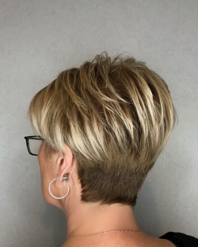 25 Best Short Fine Hairstyles For Over 60 Women Hairstylecamp