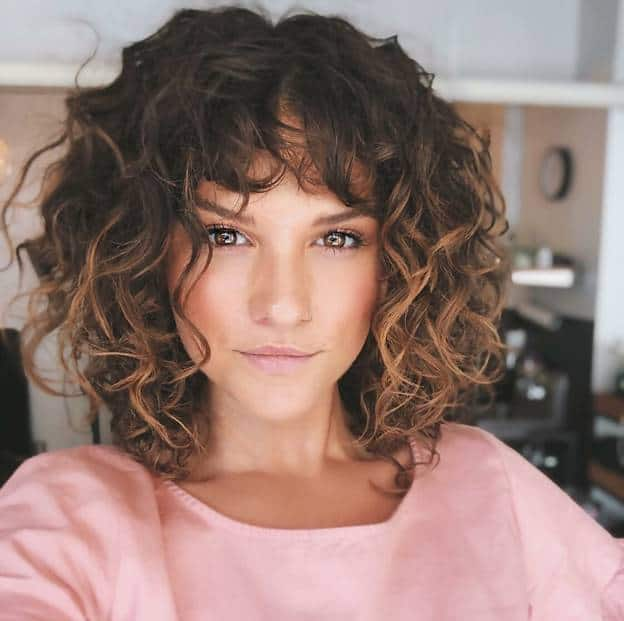 15 Chic Short Layered Hairstyles For Curly Hair 2020 Guide