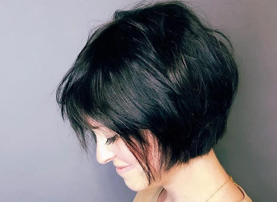 The Best Short Layered Hairstyles For Fine Hair Hairstylecamp