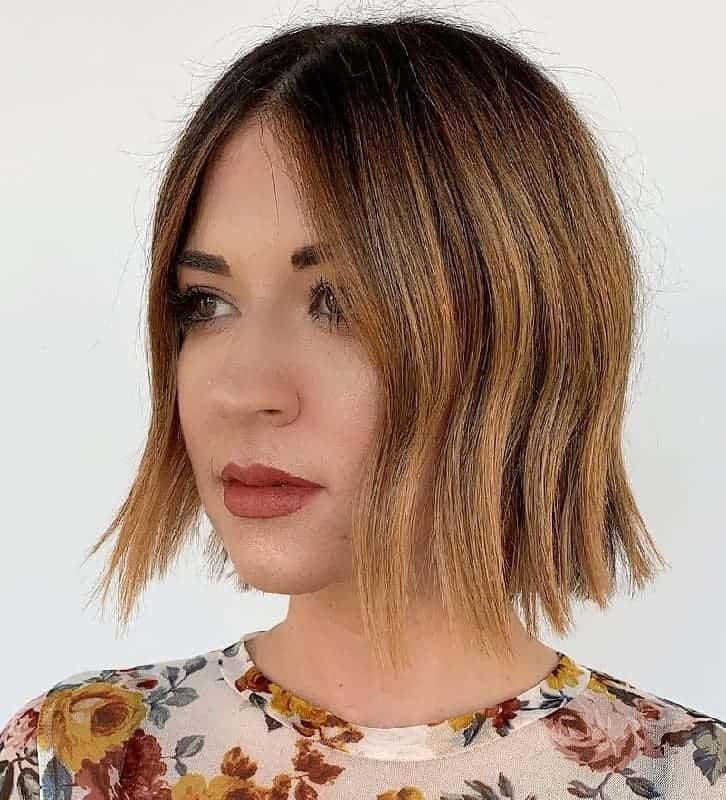 The Best Light Brown Hairstyles For Short Hair In 2020