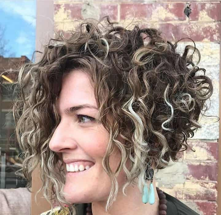 10 Perms For Short Hair To Rejuvenate Morning Vibe 2021
