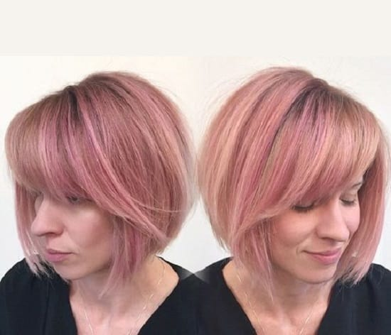 15 Amazing Short Pink Hairstyles That Ll Turn Heads