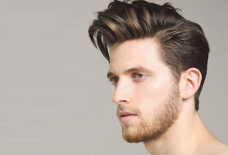 20 Short Pompadour Haircuts For Guys With Retro Flair