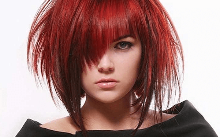 23 Short Red Hairstyles To Show Off Your Fire December 2019