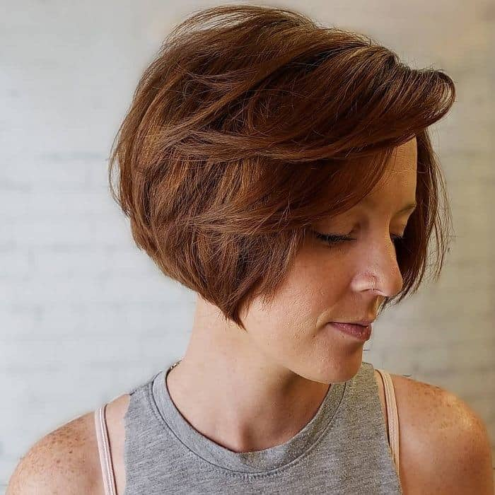11 Swing Bob Haircuts That Are Too