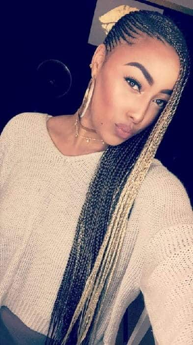 5 Blissful Side Braid Hairstyles For Black Hair