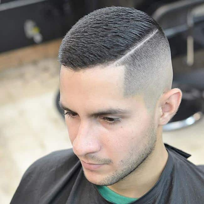 11 Amazing Side Swept Crew Cuts for Men – HairstyleCamp