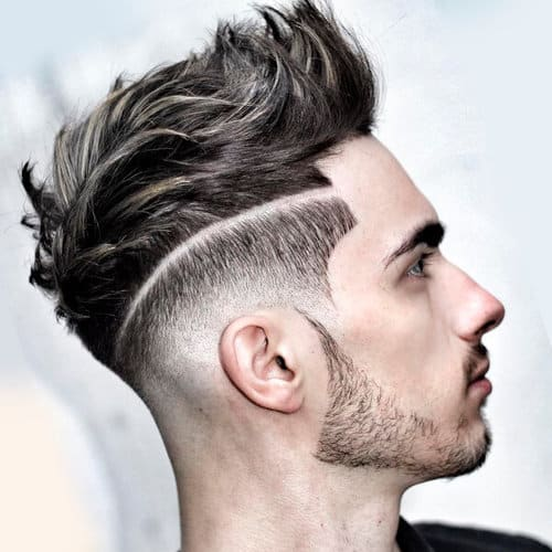 Top 10 Side Swept Undercuts For A Macho Look Hairstylecamp