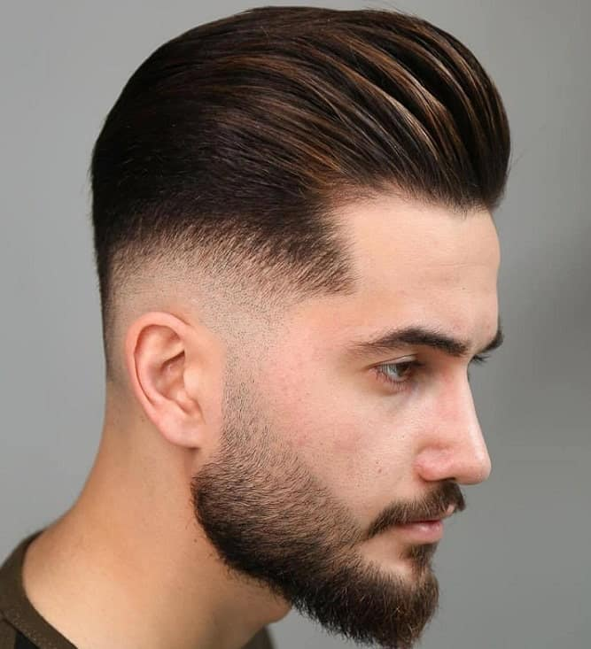 Top 10 Slick Back Fades For 2020 Hairstyle Camp