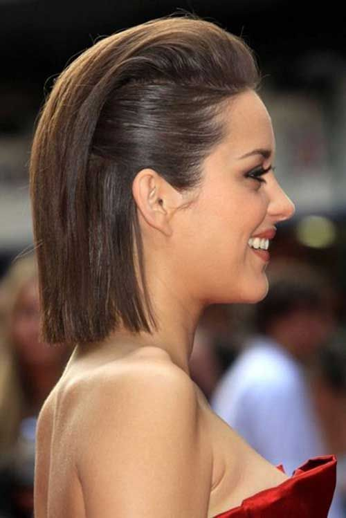 35 Slick Back Hairstyles That Work On Every Woman