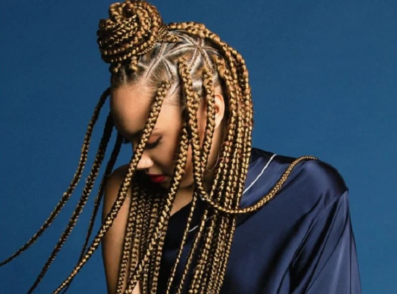 8 Unique Spider Braids For Women To Enjoy 2020