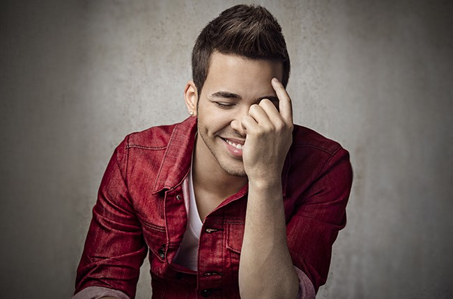 prince royce haircut 6 prince royce haircuts that fans the most 9844 | spiky haircut by prince royce