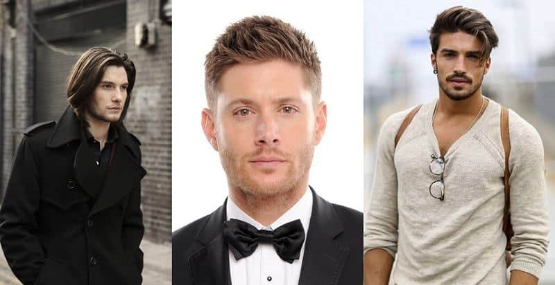 10 Hottest Hairstyles For Men With Straight Hair 2019