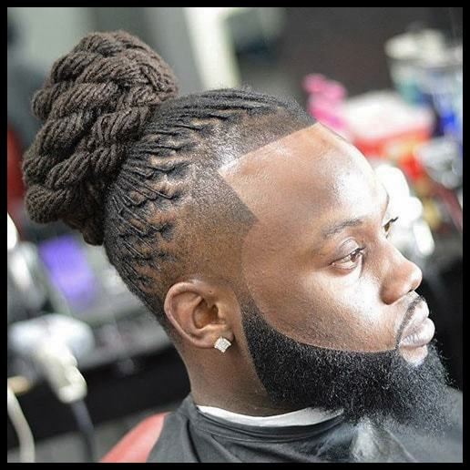 7 Swoon Worthy Taper Fade Hairstyles With Dreads