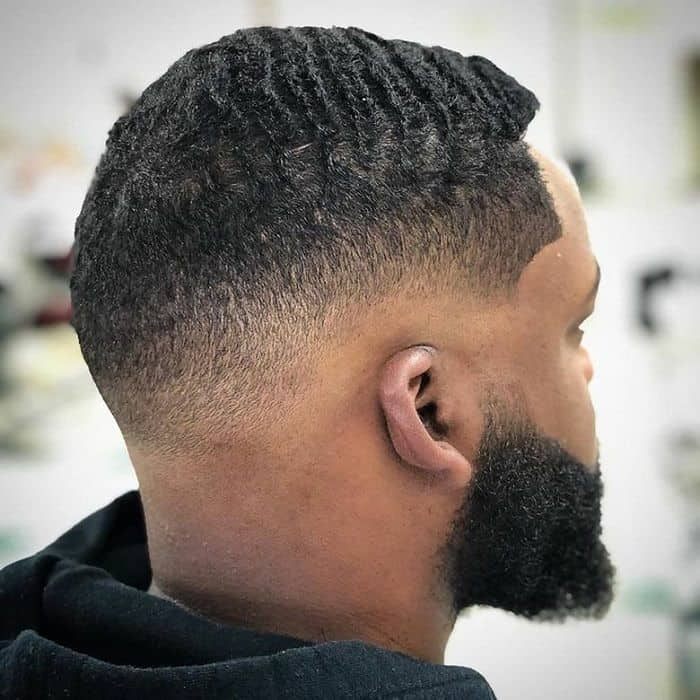 12 Cleanest Taper Haircuts For Black Men In 2021
