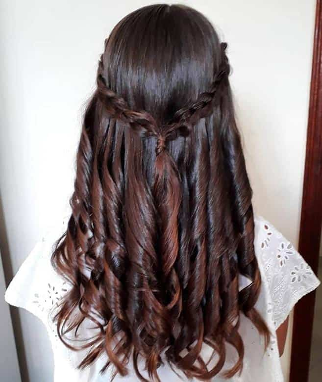 75 Of The Cutest Hairstyles For Teenage Girls 2021 Updated