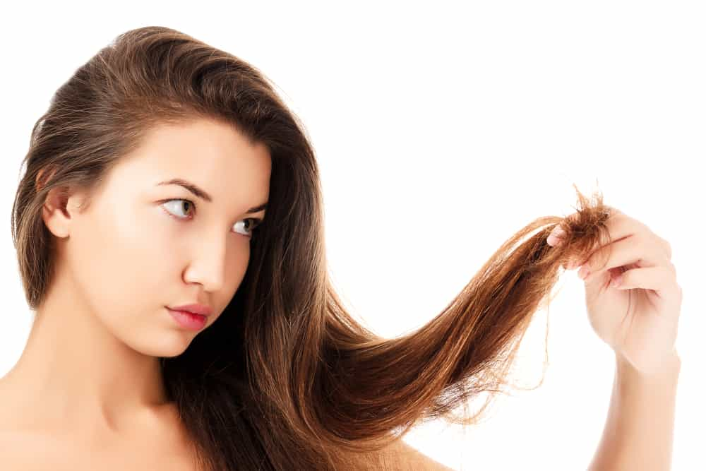 9 Proven Tips For Thinning Hair and Split Ends   HairstyleCamp