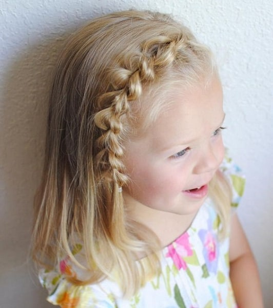 Little S Hairstyle